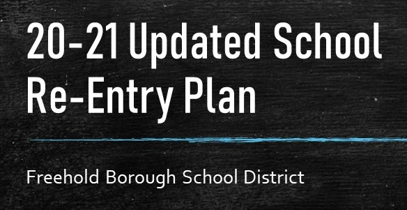 Freehold Borough Restart and Recovery Plan 2-1-21