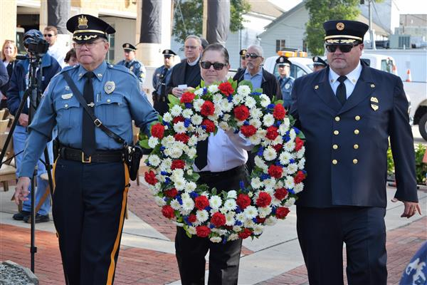 Freehold Borough remembers 9/11