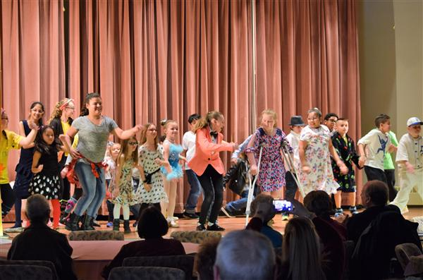 PAE PTO Talent Show at Applewood (15min Video)