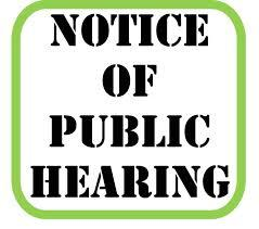 Press Release - Freehold Boro Hearings