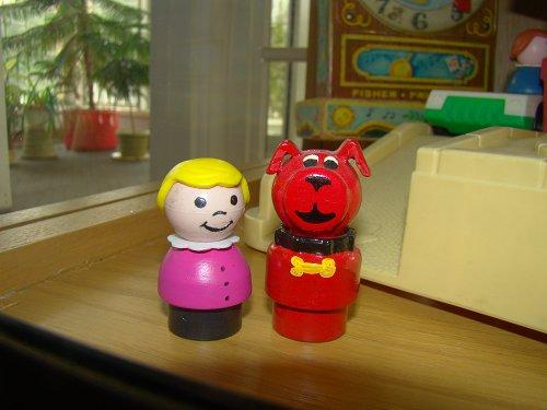 Clifford and Emily Elizabeth