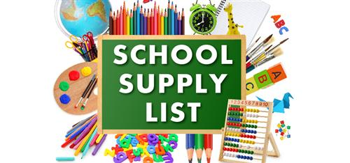 FIS Supply Lists